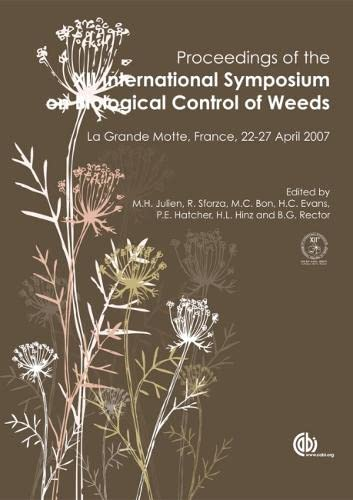 Proceedings of the XII International Symposium on: Editor-Mic H. Julien;