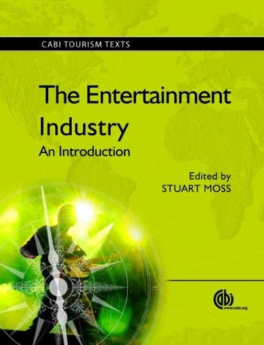 9781845935511: The Entertainment Industry: An Introduction (Tourism Studies)