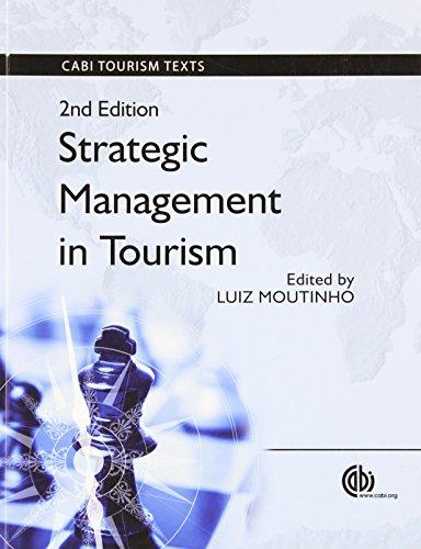 9781845935887: Strategic Management in Tourism (CABI Tourism Texts)