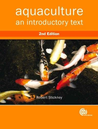 9781845935894: Aquaculture: An Introductory Text