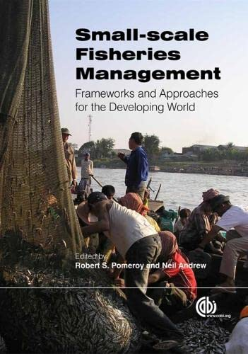 9781845936075: Small-scale Fisheries Management: Frameworks and Approaches for the Developing World
