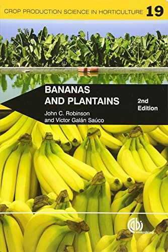 9781845936587: Bananas and Plantains (Crop Production Science in Horticulture)
