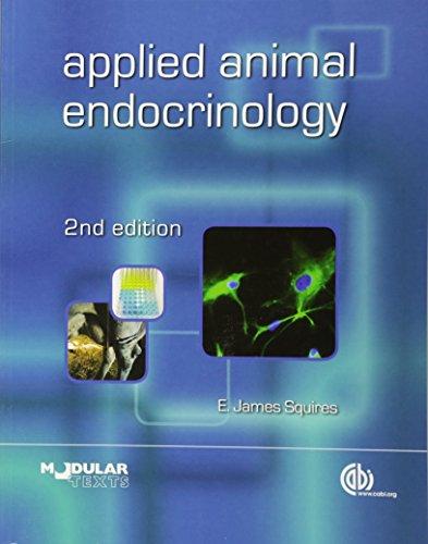 9781845936631: Applied Animal Endocrinology (Modular Texts Series)