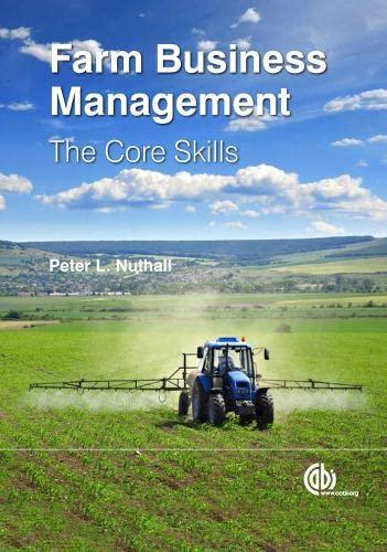 9781845936679: Farm Business Management: The Core Skills (Farm Business Management Series)
