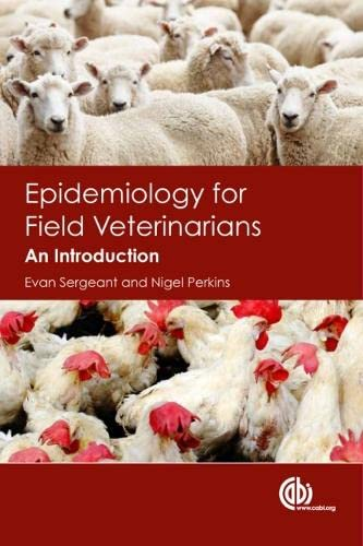 9781845936839: Epidemiology for Field Veterinarians