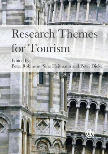 9781845936846: Research Themes for Tourism