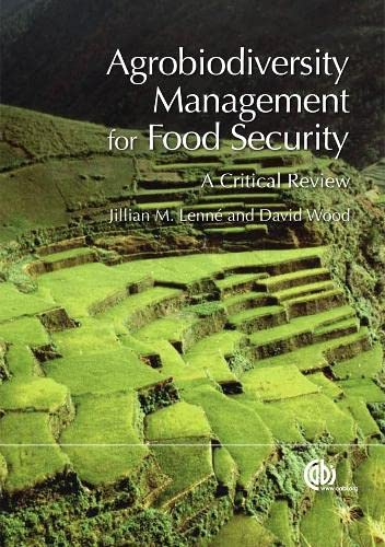 9781845937614: Agrobiodiversity Management for Food Security: A Critical Review