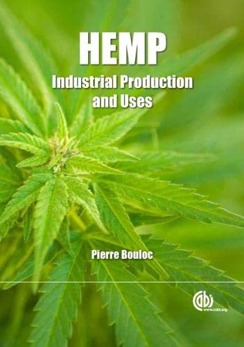 9781845937928: Hemp: Industrial Production and Uses