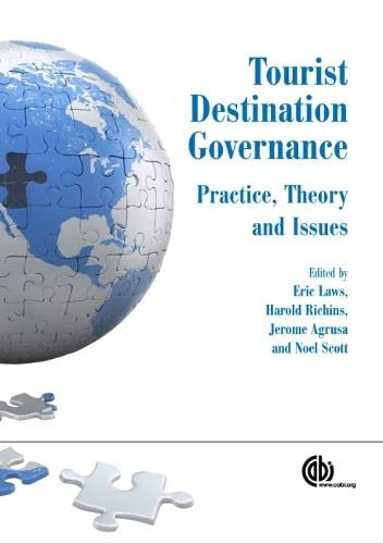 9781845937942: Tourist Destination Governance: Practice, Theory and Issues