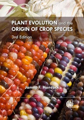 9781845938017: Plant Evolution and the Origin of Crop Species