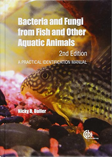 9781845938055: Bacteria and Fungi from Fish and Other Aquatic Animals: A Practical Identification Manual