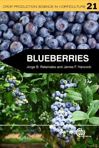 9781845938260: Blueberries [OP] (Agriculture)
