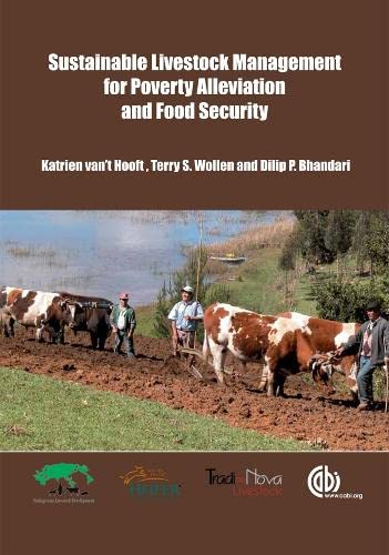 9781845938277: Sustainable Livestock Management for Poverty Alleviation and Food Security