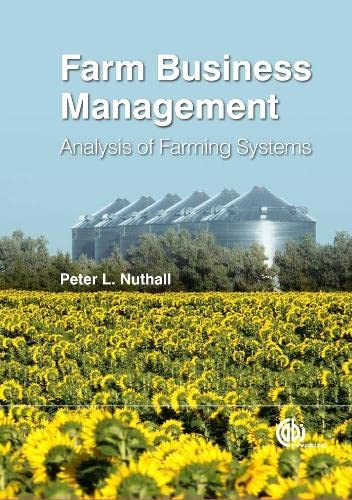 Farm Business Managemen (Hardcover): Peter Nuthall