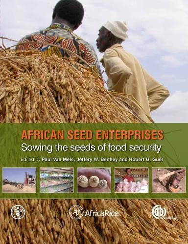 9781845938437: African Seed Enterprises: Sowing the Seeds of Food Security