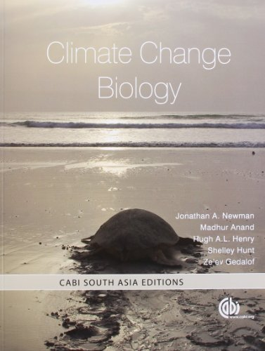 9781845938727: Climate Change Biology