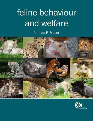 9781845939267: Feline Behaviour and Welf