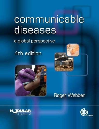 9781845939380: Communicable Diseases: A Global Perspective (Modular Texts Series)