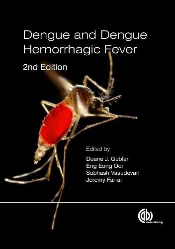9781845939649: Dengue and Dengue Hemorrhagic Fever