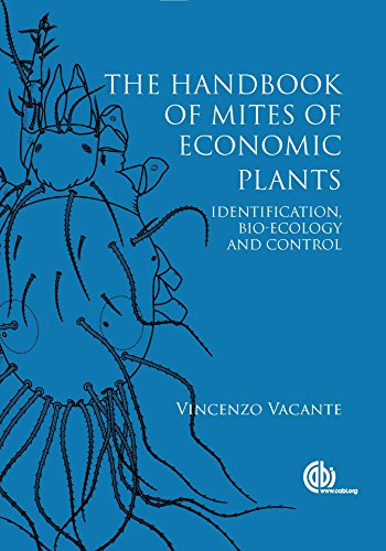 9781845939946: Handbook of Mites of Economic Plants, T: Identification, Bio-ecology and Control