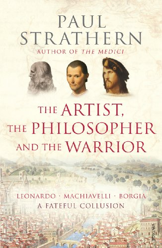The Artist, The Philosopher and The Warrior: Strathern, Paul