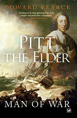9781845951436: Pitt the Elder: Man of War