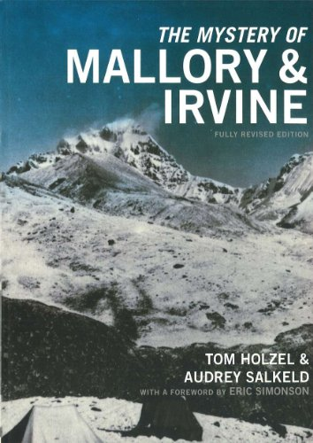 9781845951702: The Mystery Of Mallory And Irvine