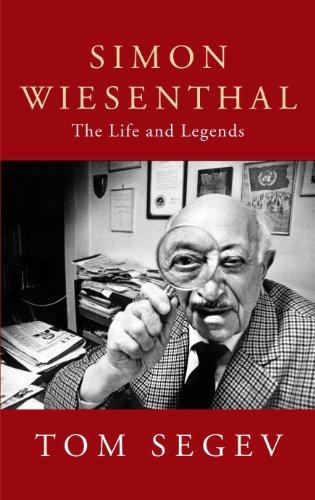 9781845951757: Simon Wiesenthal