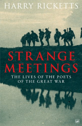 9781845951801: Strange Meetings: The Lives of the Poets of the Great War