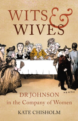 9781845951863: Wits & Wives: Dr Johnson in the Company of Women
