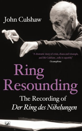 9781845951948: Ring Resounding: The Recording of Der Ring Des Nibelungen