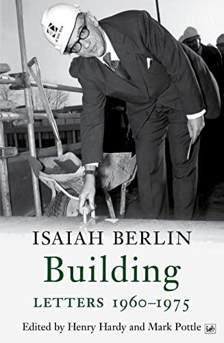 9781845952303: Building: Letters 1960-1975