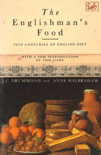 9781845952419: The Englishman's Food: Five Centuries of English Diet