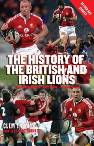 The History of the British and Irish Lions (Mainstream Sport): Clem Thomas