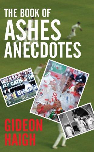 9781845962579: The Book of Ashes Anecdotes