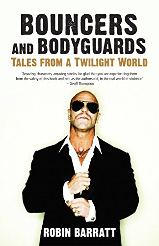 9781845964580: Bouncers and Bodyguards: Tales from a Twilight World