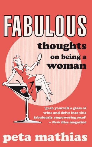 Fabulous: Thoughts On Being A Woman (SCARCE HARDBACK BRITISH FIRST EDITION, FIRST PRINTING SIGNED...