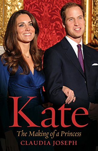 9781845965778: Kate: Kate Middleton. Claudia Joseph