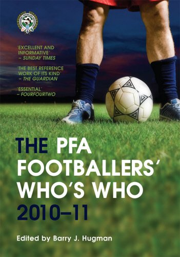 9781845966010: The PFA Footballers' Who's Who 2010 11