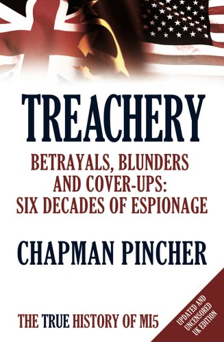 9781845967697: Treachery: Betrayals, Blunders and Cover-Ups