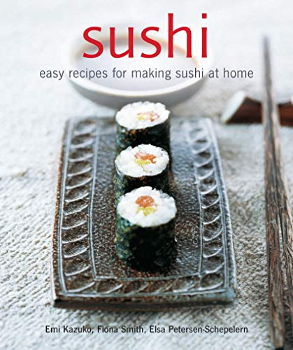 9781845970963: Sushi: Easy Recipes for Making Sushi at Home