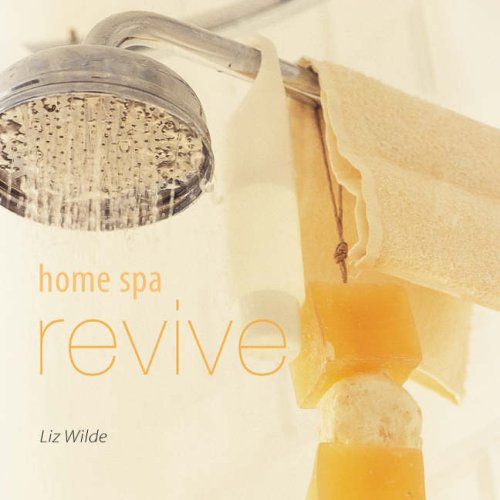9781845971113: Home Spa: Revive