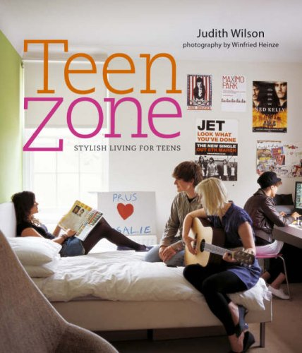 9781845973506: Teen Zone: Stylish Living for Teens