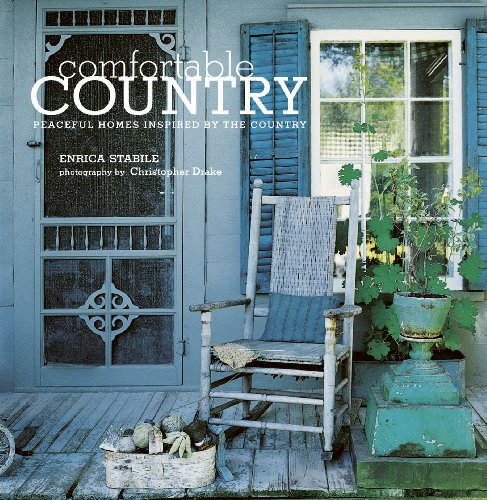 9781845973612: Comfortable Country: Peaceful Homes Inspired by the Country