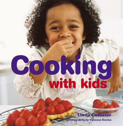 Cooking With Kids: Linda Collister