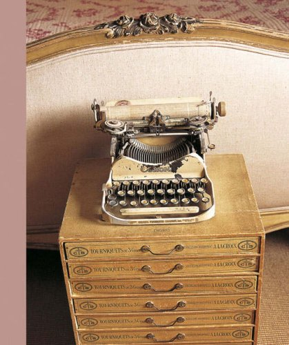 9781845976743: Typewriter Mini Notebook