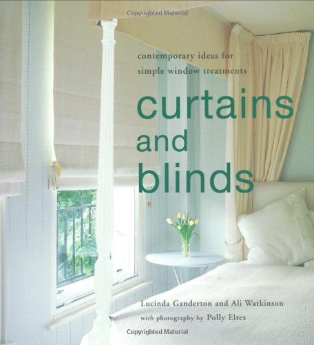 9781845977016: Curtains and Blinds: Contemporary Ideas for Simple Window Treatments