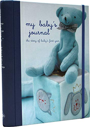 9781845977160: My Baby's Journal (Blue): The Story of Baby's First Year (Journal Gift Book)