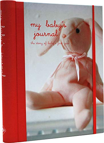 9781845977177: My Baby's Journal (Pink): The Story of Baby's First Year (Journal Gift Book)