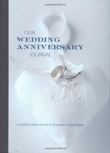 9781845977658: Our Wedding Anniversary Journal